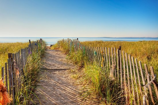 Kennebec Inn: Just a short drive away...beautiful Popham Beach