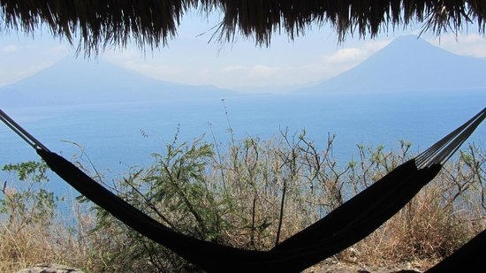 Laguna Lodge Eco-Resort & Nature Reserve : the hammocks were definitely worth the hike