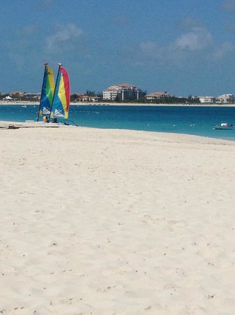 Club Med Turkoise, Turks & Caicos : Sand feels like baby powder
