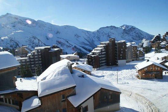 Pierre & Vacances Residenz Atria-Crozats: view