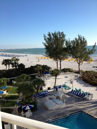 TradeWinds Island Grand Resort: room with a view