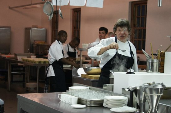 Springfontein Eats: Great chef, great food at Sprinfontein