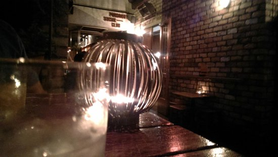Cool cocktail areas in Ponsonby