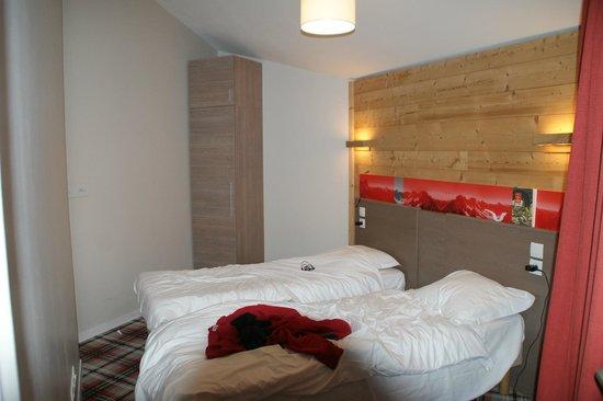 Pierre & Vacances Residence Atria-Crozats: bedroom