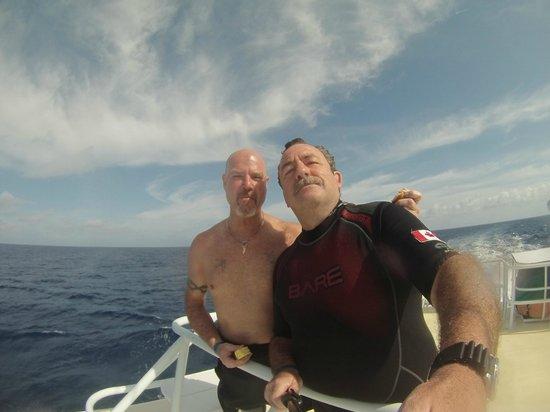Club Med Turkoise, Turks & Caicos : La satisfaction de plongeurs