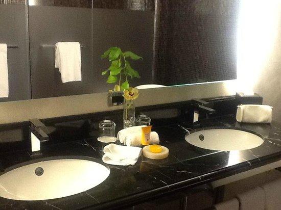Rosewood Washington, D.C. : vanity sinks