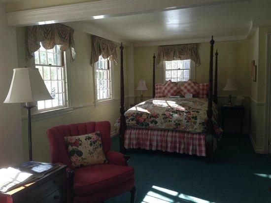 Adair Country Inn & Restaurant: Room