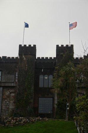 Abbeyglen Castle Hotel : Stream