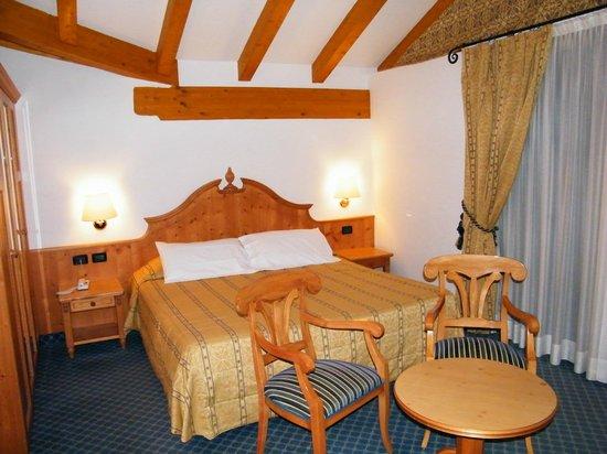 Hotel Jolanda: camera/suite