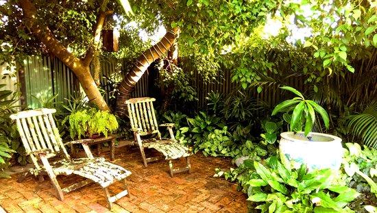 Barbara's Guesthouse : Fairy Garden