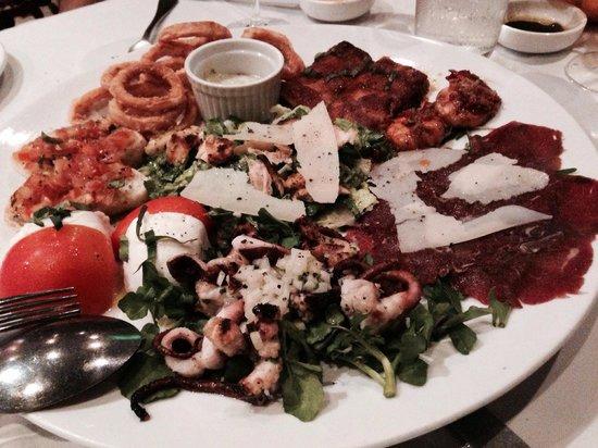 Giovino Restaurant: Antipasta
