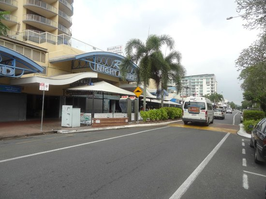 DoubleTree by Hilton Hotel Cairns : The Esplanade, Cairns