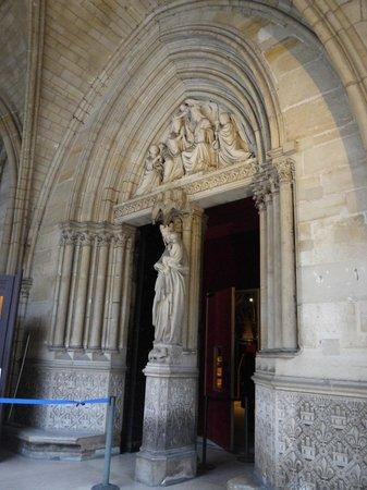 Sainte-Chapelle - Porta