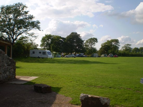 Common End Farm Campsite