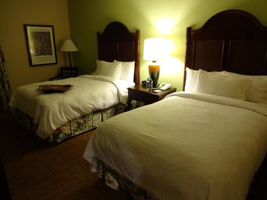 Hampton Inn & Suites San Juan : Room
