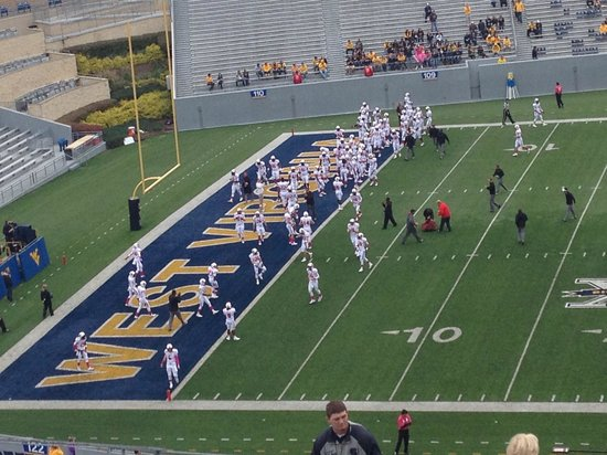 Mountaineer Field: Homecoming