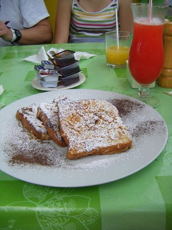 Cafe Breeze : French Toast