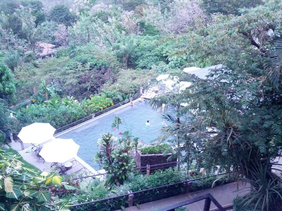 Tulemar Resort: Very close to family pool