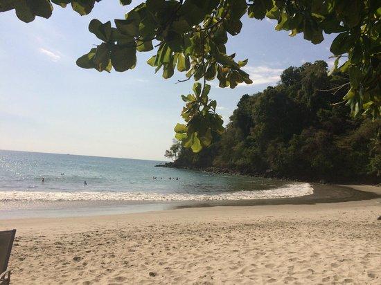 Tulemar Resort: Private Beach