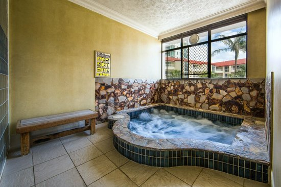 Indoor Spa Picture Of Southern Cross Apartments Burleigh Heads Tripadvisor