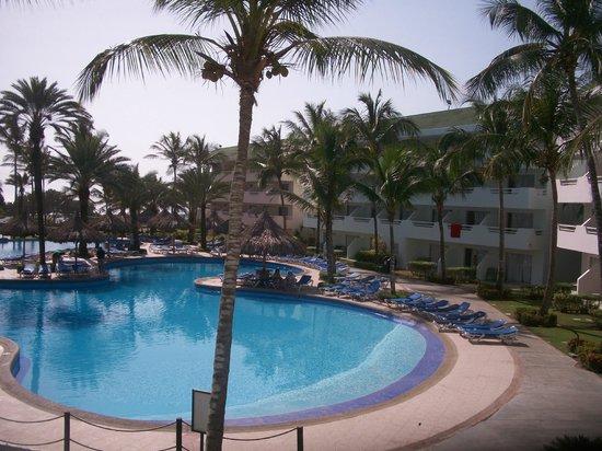 Isla Caribe Beach Hotel : desde la habitacion