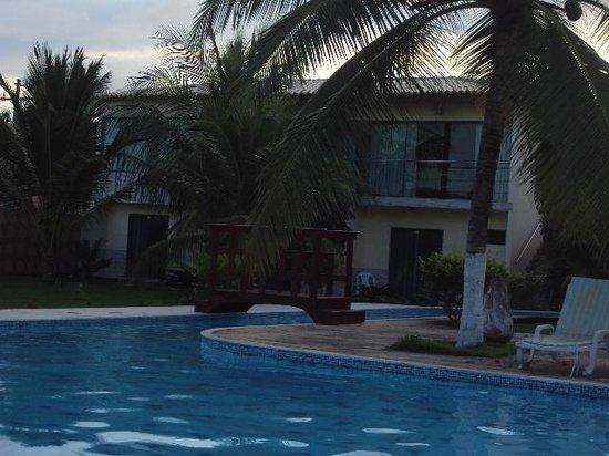 Porto Bali: Vista dos apartamentos