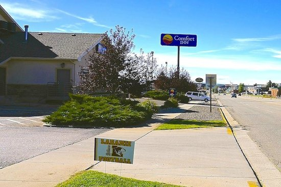 Quality Inn & Suites University : Close to I80