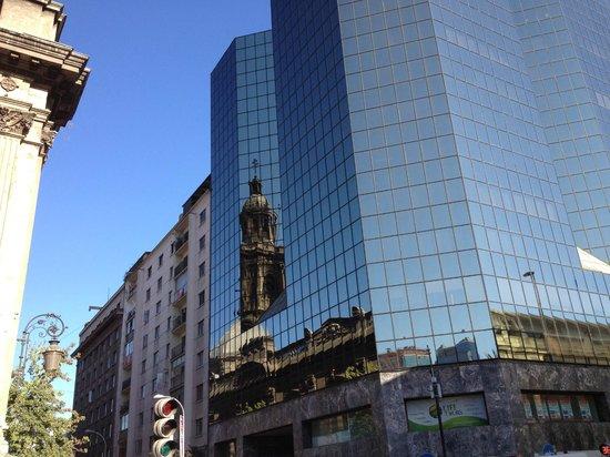 Upscape : Downtown Santiago