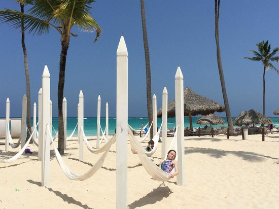 The Reserve at Paradisus Punta Cana : Gorgeous Beach!