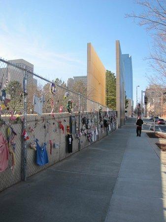 Oklahoma City National Memorial & Museum : OKC Memorial - Street View