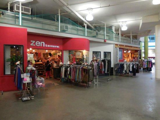 Eau Claire Market: Eastern clothing shop