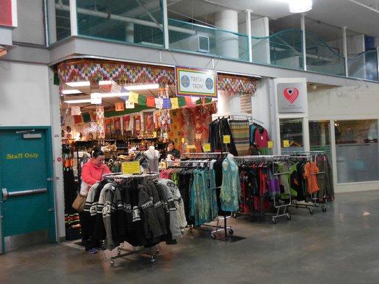 Eau Claire Market: Clothing