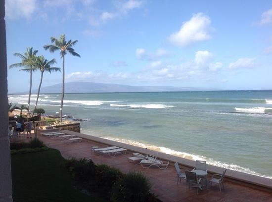 Makani Sands: Looking towards Kaanapali