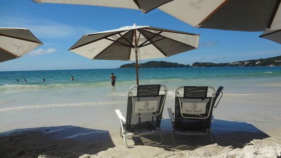 Pousada Bora Bora: Playa