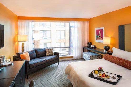 Opus Hotel : Deluxe King