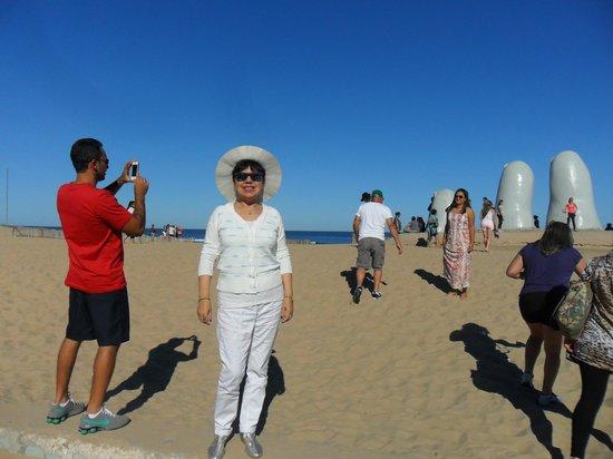 Hafen von Punta del Este: Fotos y más fotos a los Dedos