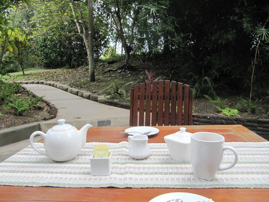 Ka'ana Resort: Morning Coffee