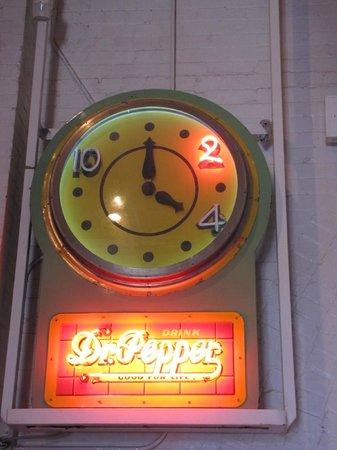 Dr Pepper Museum : 10*2*4