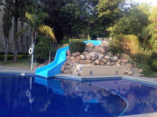 Camino Real Guanajuato : Pool Area