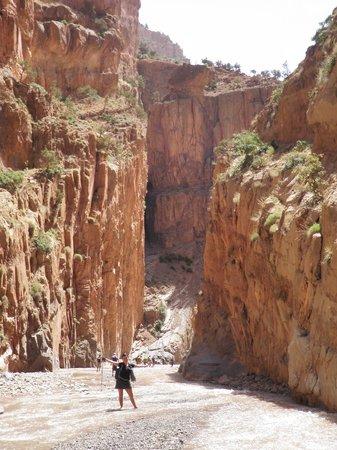 Trek Maroc Voyage: les gorges du m'goune