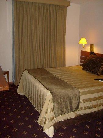 El Doral Apart Hotel : la habitación