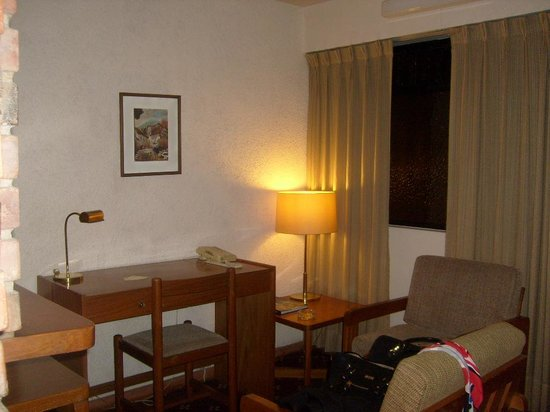 El Doral Apart Hotel: el estar