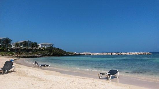 Grand Palladium Jamaica Resort & Spa : Main Beach
