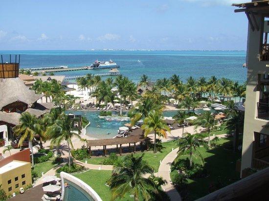 Villa del Palmar Cancun Beach Resort & Spa : Playa Mujeres & VDP Pool area