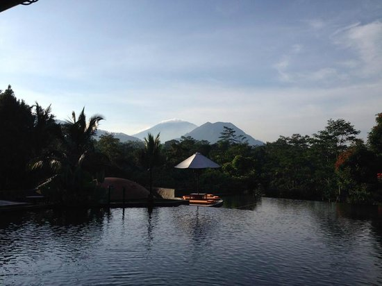 MesaStila Resort and Spa: beautiful scenery from villa rooms