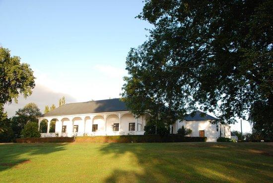 The homestead at Quamby Estate