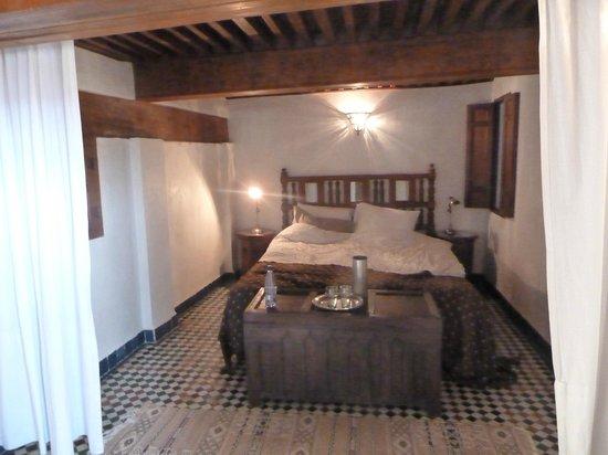 Dar Seffarine : Mezzanine room