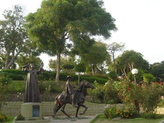 Barranco: Chabuca Granda y el caballo de paso