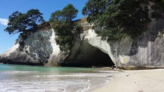 Beachside Resort Whitianga: Cathedral Cove