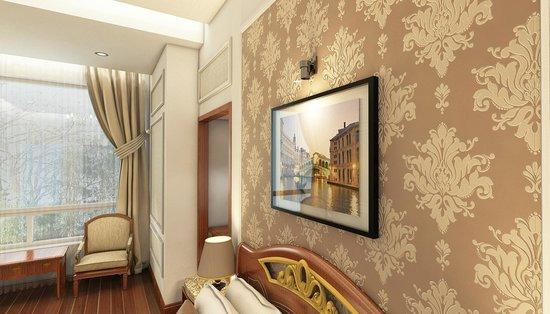 Maidza Hotel: Deluxe room